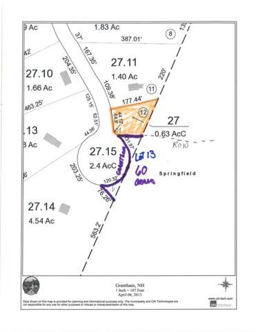 151 Woodland Heights, Springfield, NH 03284 (MLS #4685231) :: Lajoie Home Team at Keller Williams Realty