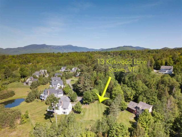 13 Kirkwood Lane, Stowe, VT 05672 (MLS #4685384) :: Parrott Realty Group
