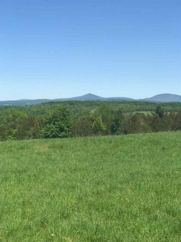 Lot #5 Dodge Farm Road #5, Berlin, VT 05602 (MLS #4685951) :: Hergenrother Realty Group Vermont