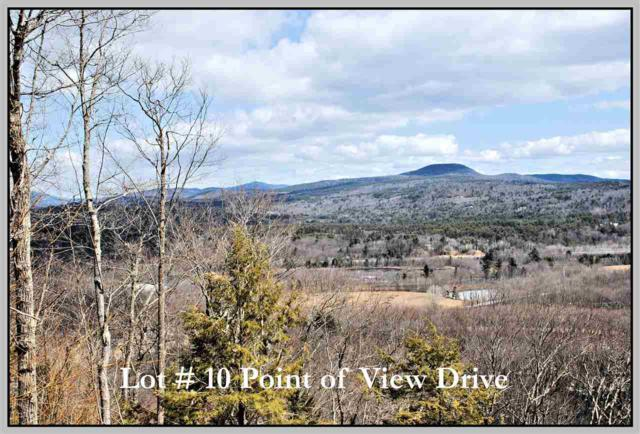 Lot # 10 Point Of View Drive, Plymouth, NH 03264 (MLS #4686128) :: Keller Williams Coastal Realty