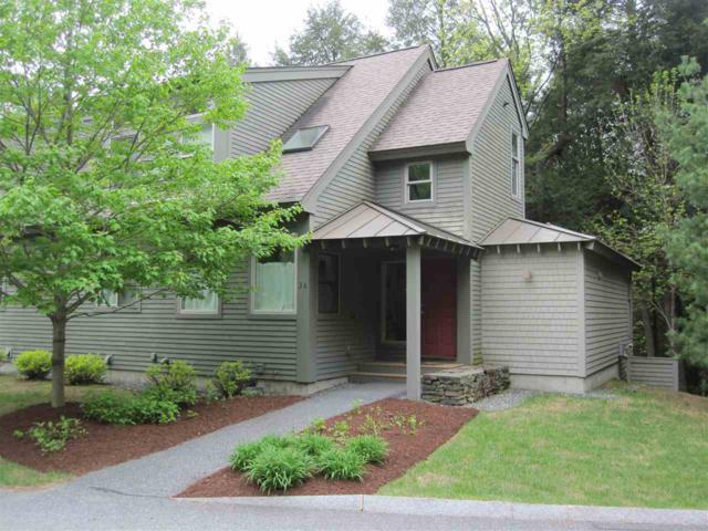 67 Granite Way #3A, Hartford, VT 05059 (MLS #4688480) :: Keller Williams Coastal Realty