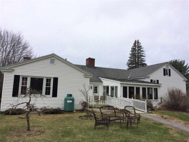 141 Mountain Road, Tuftonboro, NH 03816 (MLS #4688552) :: Lajoie Home Team at Keller Williams Realty