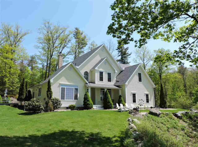 205 Fiddlehead Lane, Richmond, VT 05477 (MLS #4688622) :: The Gardner Group