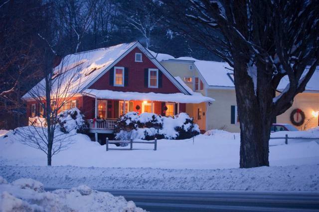 3376 Mountain Road, Stowe, VT 05672 (MLS #4691094) :: The Gardner Group