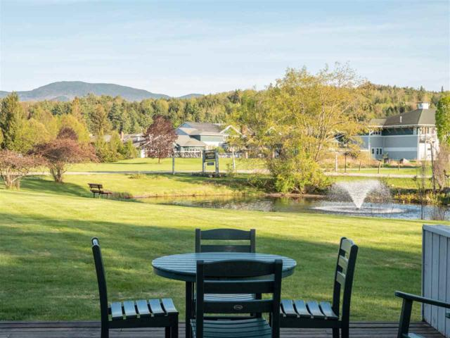 10 Stoweflake Meadows Loop Unit #620/21, Stowe, VT 05672 (MLS #4695267) :: Hergenrother Realty Group Vermont
