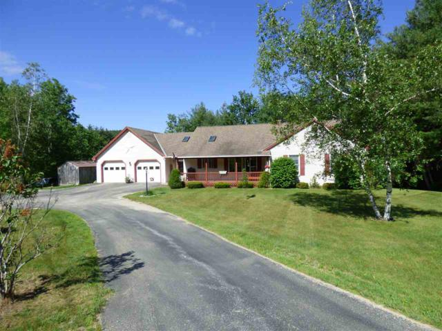 244 Pine Hollow Road, Pownal, VT 05261 (MLS #4698098) :: The Gardner Group