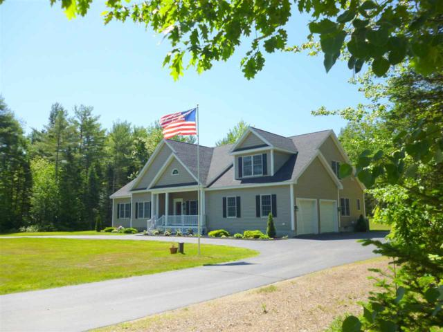 30 Mountain Shadows Drive, Tuftonboro, NH 03816 (MLS #4698697) :: Hergenrother Realty Group Vermont