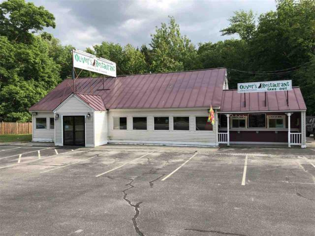 944 Gibbons Highway Restaurant, Wilton, NH 03086 (MLS #4699655) :: Lajoie Home Team at Keller Williams Realty
