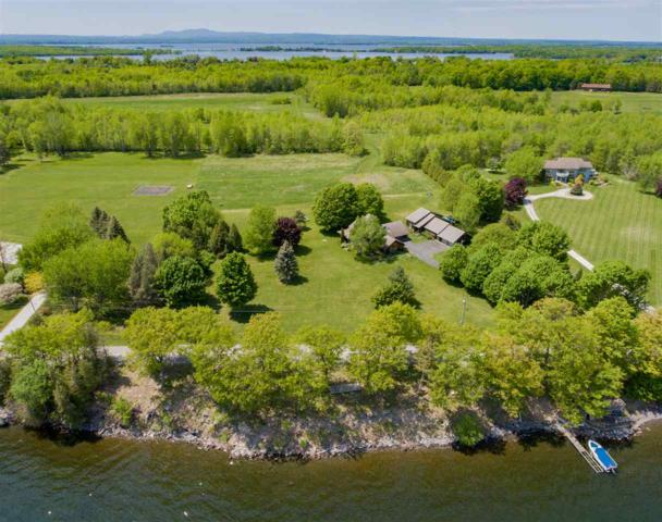 237 E Shore N Road, Grand Isle, VT 05458 (MLS #4699747) :: Hergenrother Realty Group Vermont