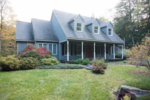 81 Bentley Road, Hartford, VT 05059 (MLS #4703099) :: Lajoie Home Team at Keller Williams Realty