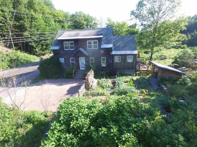 1474 Waterbury Stowe Road, Waterbury, VT 05676 (MLS #4704540) :: Lajoie Home Team at Keller Williams Realty
