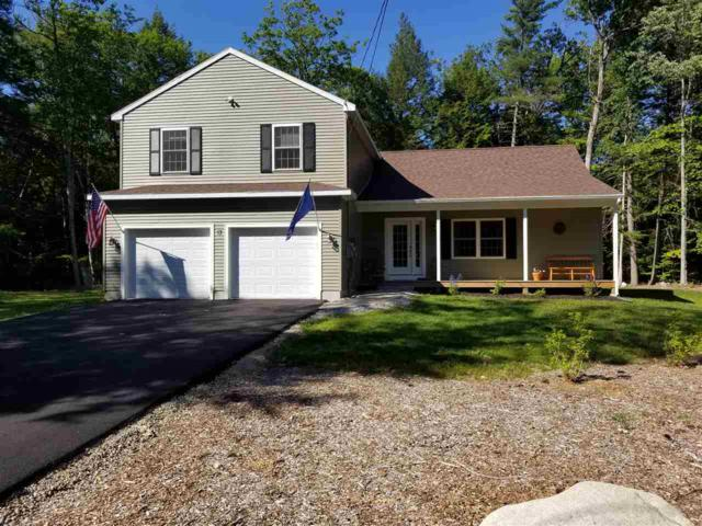 17 Buckingham Terrace, Moultonborough, NH 03254 (MLS #4706085) :: Lajoie Home Team at Keller Williams Realty