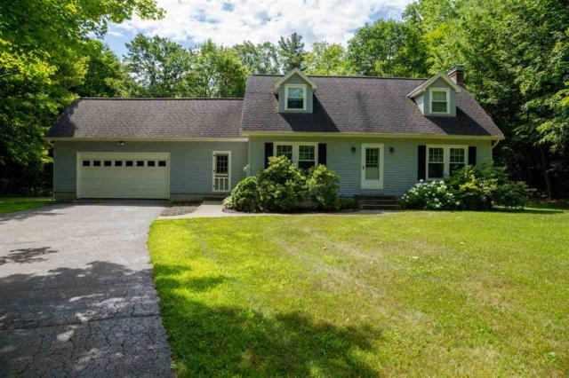 172 Watkins Road, Colchester, VT 05446 (MLS #4706088) :: The Gardner Group