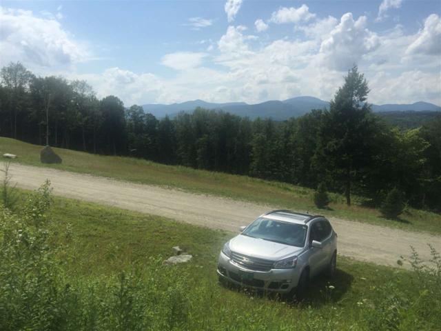 Lot 5 Summit View Drive #5, Stowe, VT 05672 (MLS #4709114) :: Keller Williams Coastal Realty
