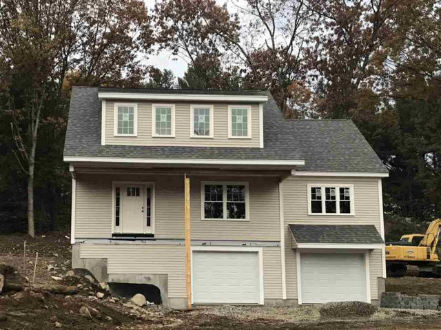 16 Boulder Drive #9, Newmarket, NH 03857 (MLS #4710181) :: The Hammond Team