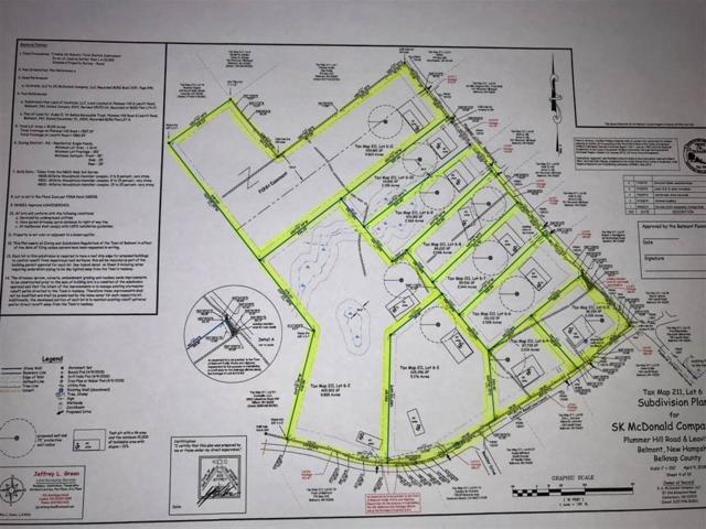 Plummer Hill & Leavitt Road Map Lot 211-6, Belmont, NH 03220 (MLS #4710606) :: Lajoie Home Team at Keller Williams Realty