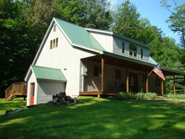 208 Shady Lane, Wardsboro, VT 05355 (MLS #4711152) :: Hergenrother Realty Group Vermont