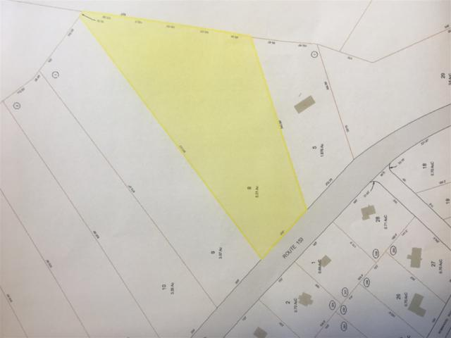 1A Province Lake Road Lot 1A Pp, Wakefield, NH 03830 (MLS #4716799) :: Team Tringali