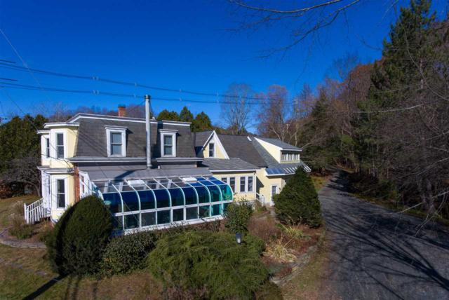 1931 Quechee Main Street, Hartford, VT 05059 (MLS #4717352) :: Hergenrother Realty Group Vermont