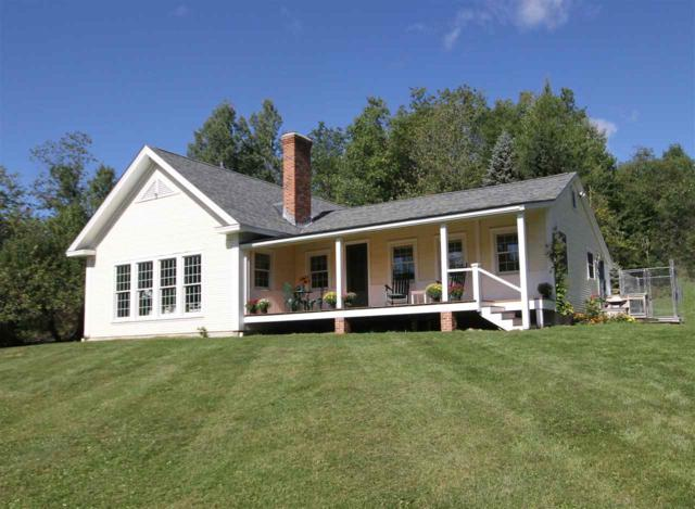 1061 Downingsville Road, Lincoln, VT 05443 (MLS #4719390) :: Hergenrother Realty Group Vermont