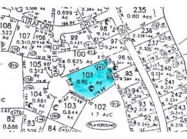 101 Oak Circle, Haverhill, NH 03785 (MLS #4720373) :: Keller Williams Coastal Realty