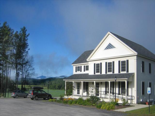 998 South Main Street, Stowe, VT 05672 (MLS #4720500) :: The Gardner Group