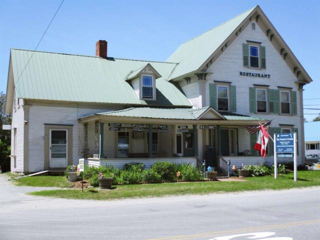 14 Glover Road, Barton, VT 05822 (MLS #4722780) :: Lajoie Home Team at Keller Williams Realty