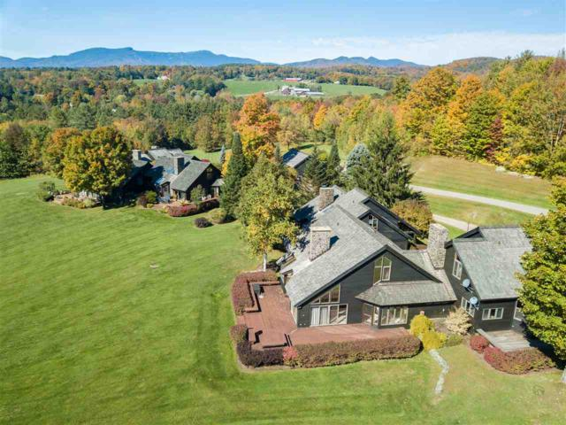 356 Weeks Hill Meadows Road #2, Stowe, VT 05672 (MLS #4724568) :: The Hammond Team