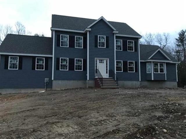 Lot 9 Brendans Way Lot 9, Danville, NH 03819 (MLS #4724851) :: Lajoie Home Team at Keller Williams Realty