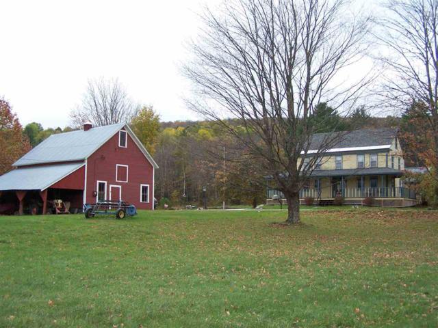 1665 Rabbit Hollow Road, Northfield, VT 05663 (MLS #4725486) :: The Gardner Group