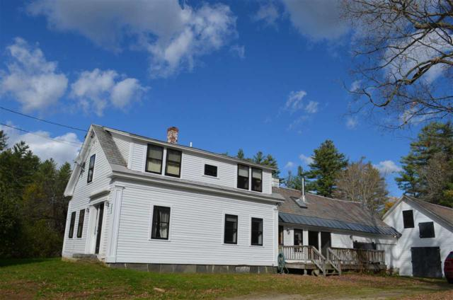 1156 Route 100 North, Ludlow, VT 05149 (MLS #4725816) :: The Gardner Group