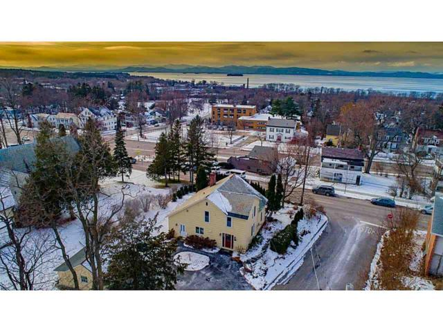 590 South Willard Street, Burlington, VT 05401 (MLS #4729388) :: The Gardner Group