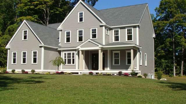 16 Cutter Place Circle #16, Hollis, NH 03049 (MLS #4732053) :: Keller Williams Coastal Realty
