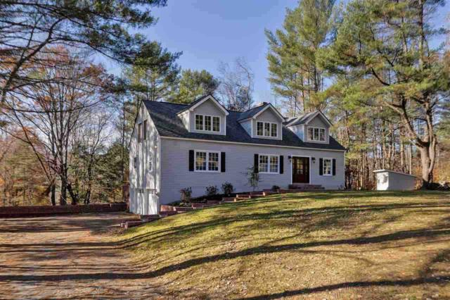 27 Partridge Hill Road, Norwich, VT 05055 (MLS #4733283) :: Hergenrother Realty Group Vermont