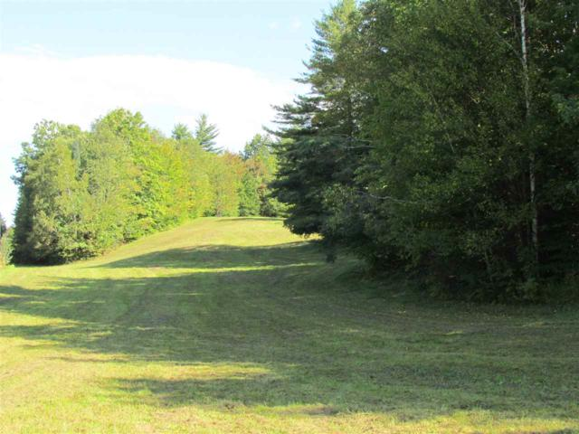 3643 Moretown Mountain Road, Moretown, VT 05660 (MLS #4733640) :: The Hammond Team