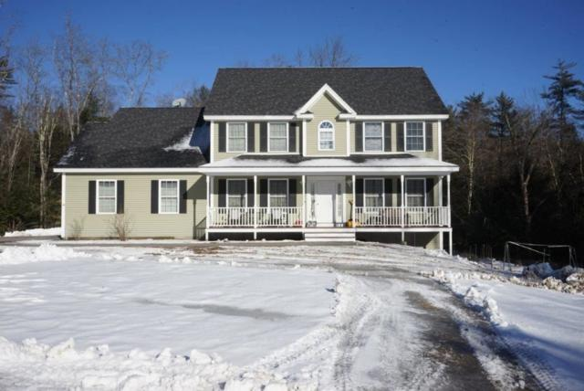 48 Blackberry Lane, Webster, NH 03303 (MLS #4735889) :: Lajoie Home Team at Keller Williams Realty