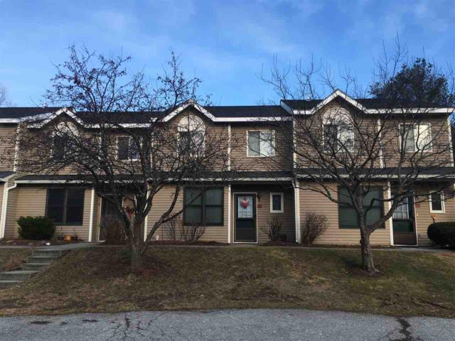 J-11 Stonehedge Drive #11, South Burlington, VT 05403 (MLS #4736246) :: Hergenrother Realty Group Vermont