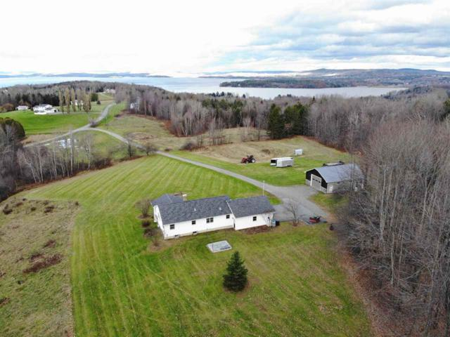 142 Topper View Drive, Newport Town, VT 05857 (MLS #4736789) :: The Gardner Group