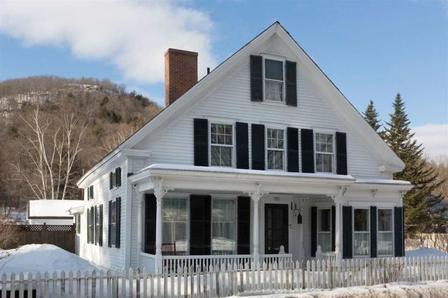 57 River Street, Woodstock, VT 05091 (MLS #4738167) :: Hergenrother Realty Group Vermont