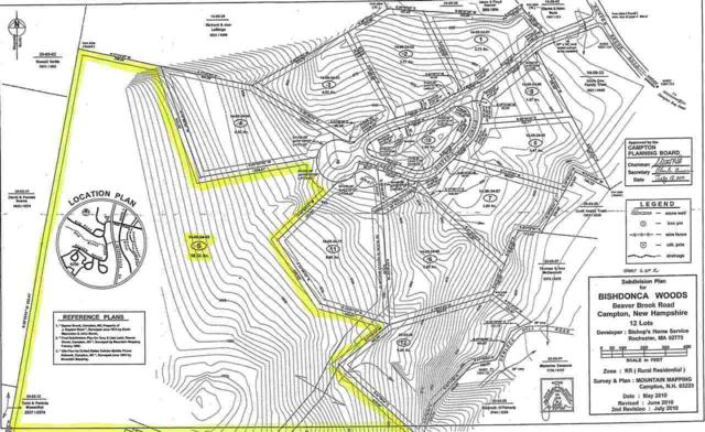lot 5 Seven Sisters Circle Beaver Brook Ro, Campton, NH 03223 (MLS #4739672) :: Lajoie Home Team at Keller Williams Realty