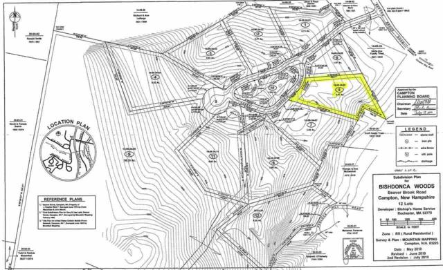 lot 8 Seven Sisters Circle Beaver Brook Ro, Campton, NH 03223 (MLS #4739697) :: Lajoie Home Team at Keller Williams Realty
