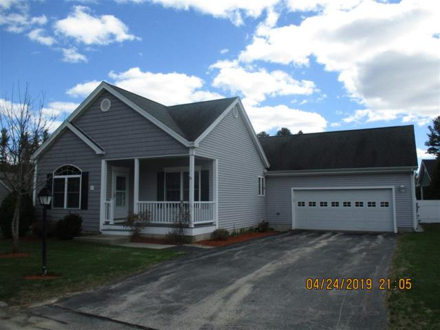 1 Haley Court #1, Londonderry, NH 03053 (MLS #4739898) :: Hergenrother Realty Group Vermont