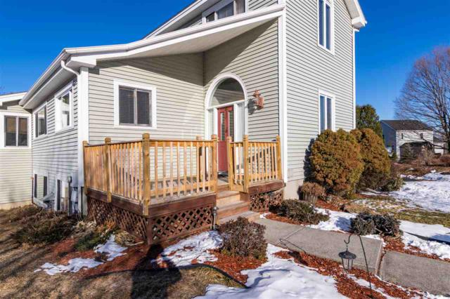 52 Giffin Court, Colchester, VT 05446 (MLS #4740265) :: Hergenrother Realty Group Vermont