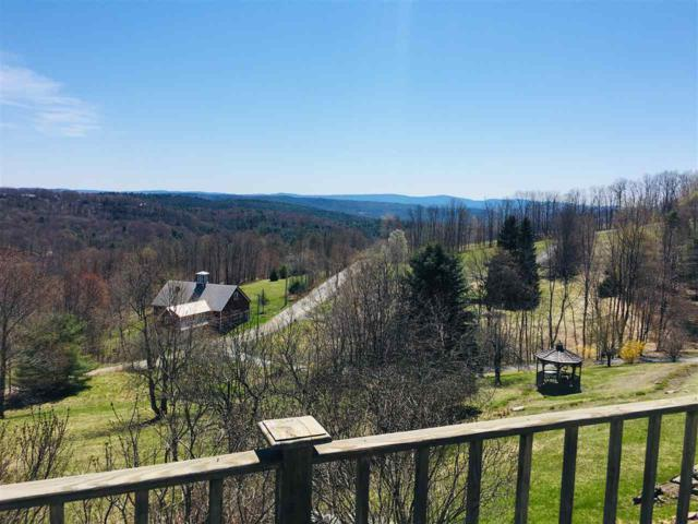 718 Old Town Farm Road, Hartford, VT 05059 (MLS #4741210) :: Hergenrother Realty Group Vermont