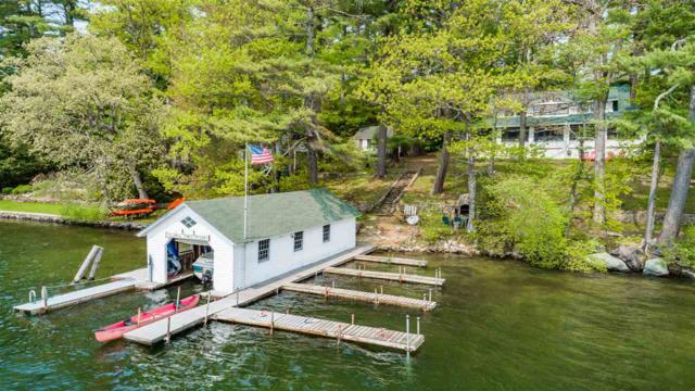 66 Alpine Park Road, Moultonborough, NH 03254 (MLS #4742871) :: Team Tringali