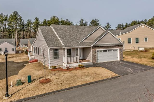 1 Clubhouse Way #6, Amherst, NH 03031 (MLS #4743402) :: Lajoie Home Team at Keller Williams Realty