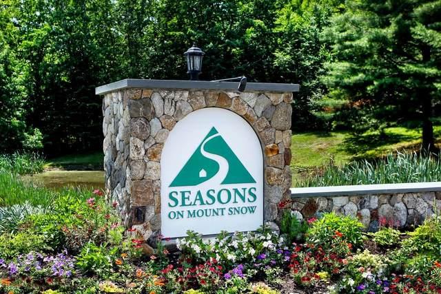 N-23 Seasons On Mount Snow N-23, Dover, VT 05356 (MLS #4747706) :: The Hammond Team