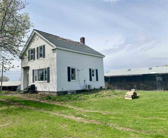 3395 Route 7, Ferrisburgh, VT 05456 (MLS #4748959) :: Hergenrother Realty Group Vermont