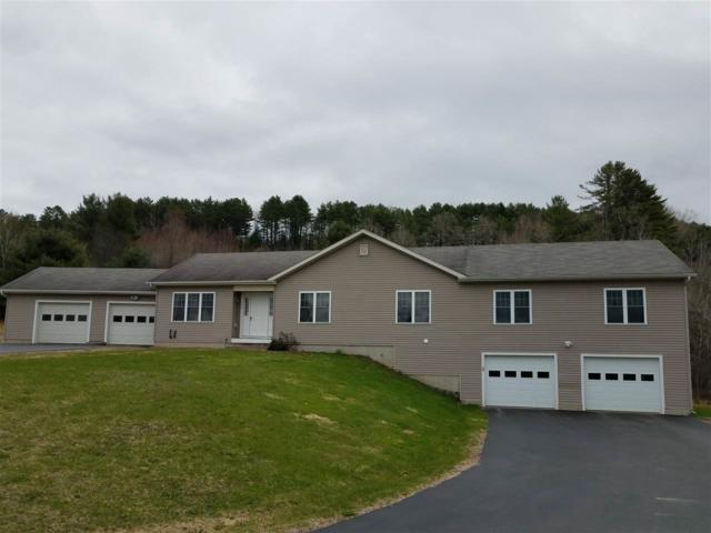 318 Breezy Hill Road, St. Johnsbury, VT 05819 (MLS #4749400) :: Keller Williams Coastal Realty