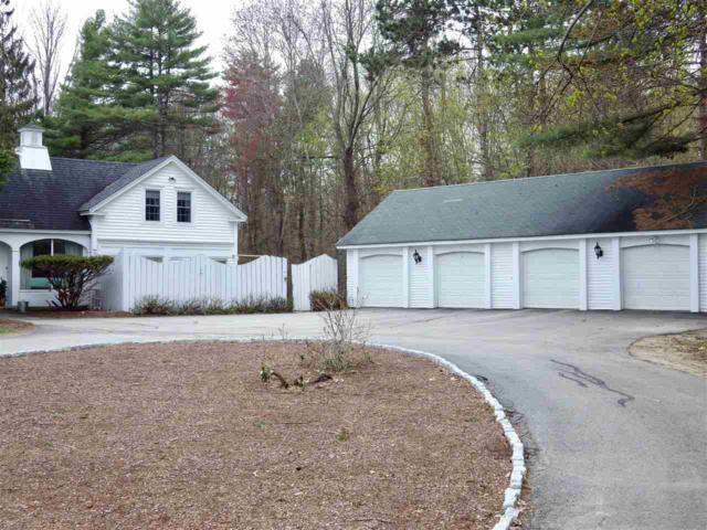 1 Farmhouse Lane #4, Wolfeboro, NH 03894 (MLS #4749650) :: Hergenrother Realty Group Vermont
